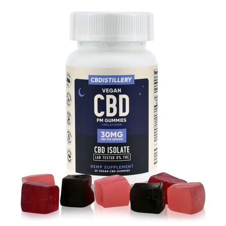CBDistillery Gummies